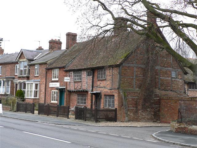 Antique Shop, Whitchurch