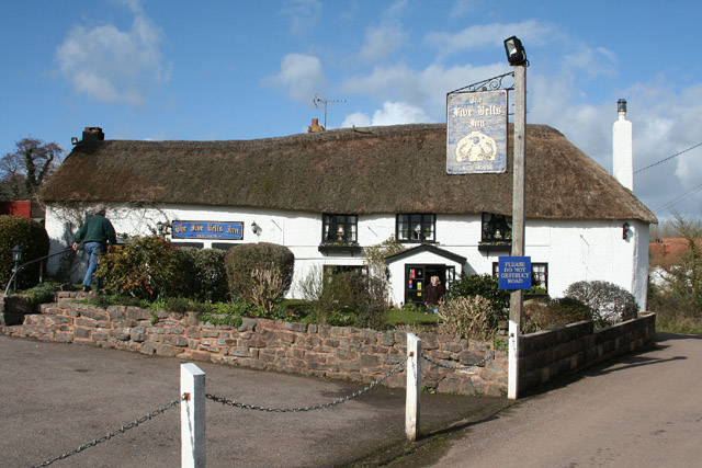 Clyst Hydon: The Five Bells Inn