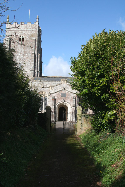 Clyst Hydon: St Andrew�s church