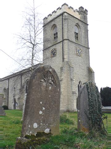 St Mary's, Hardwick