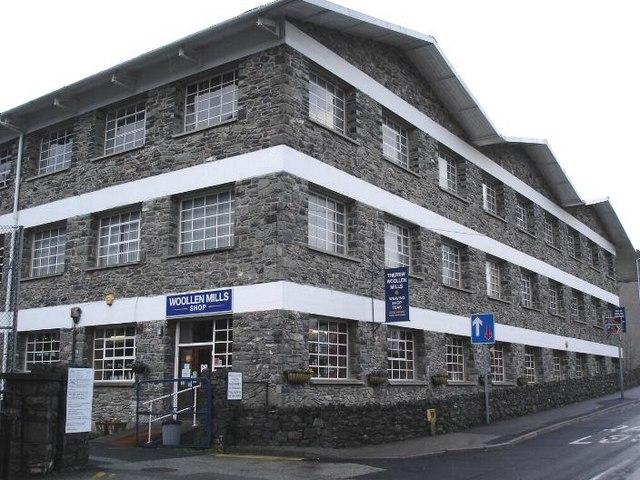 Trefriw Woollen Mills