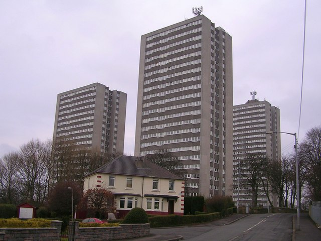 Mount Vernon Tower Blocks