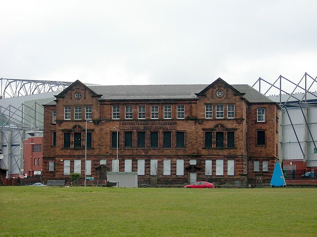 London Road School, Parkhead, Glasgow