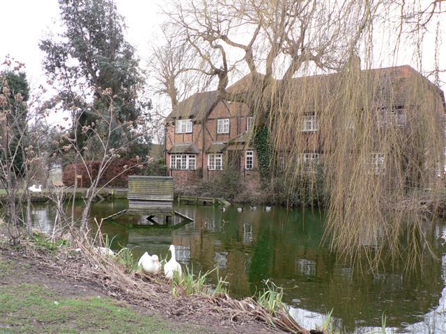 Weedon Village Pond