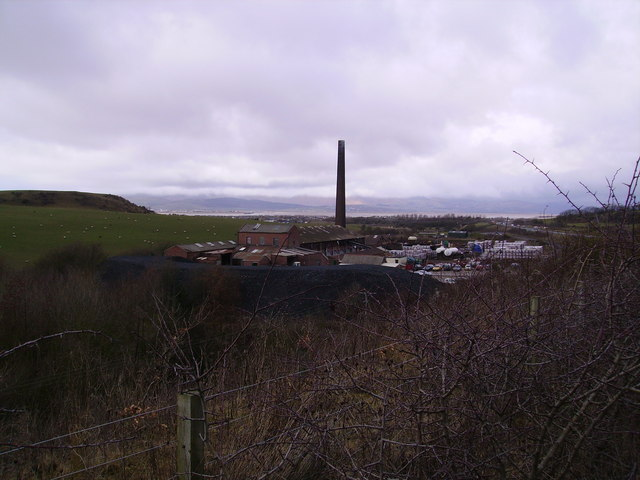 Looking Towards the Brick Works