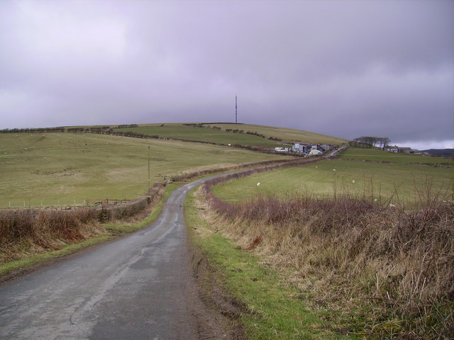 Looking towards Rawlinsons Farm
