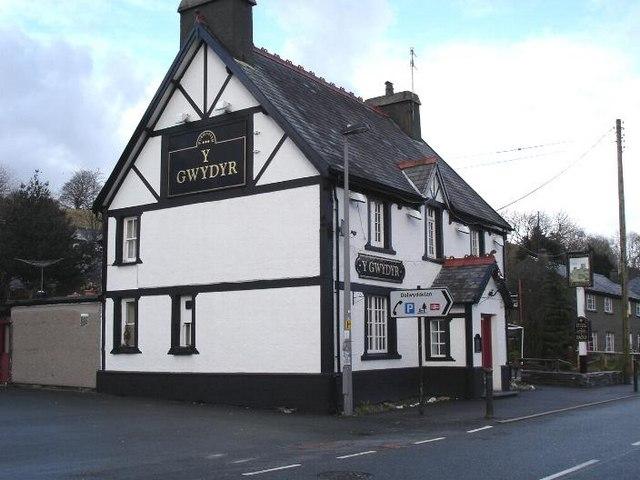 Dolwyddelan - The Gwydyr