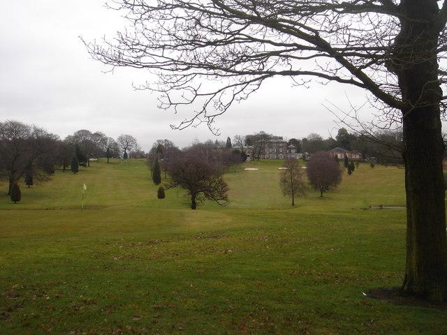Shaw Hill Leisure Club golf course