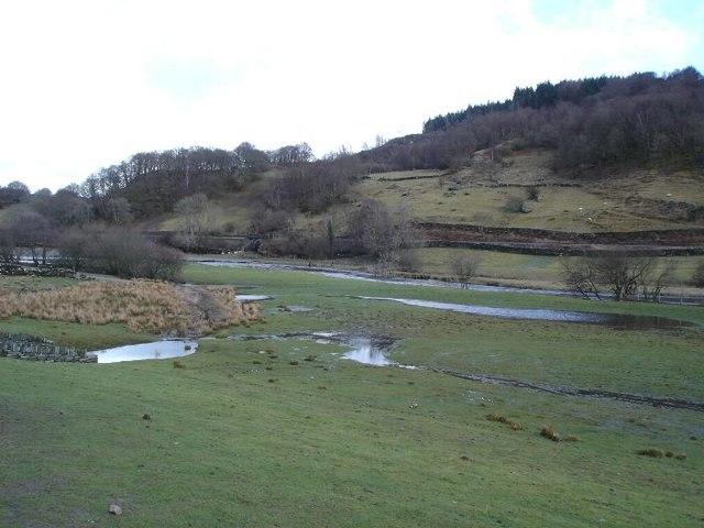 Dolwyddelan farmland