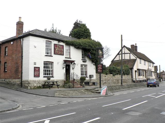 The White Horse, Whitchurch