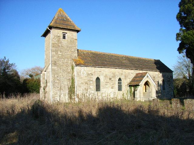 Godington church