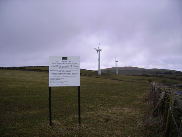 Harlock Hill Wind Farm