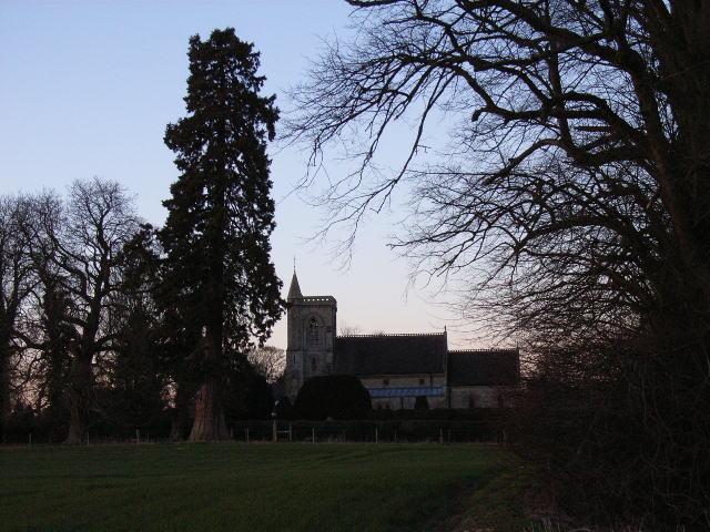Shalstone church