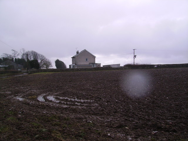 Ploughed Field  Urswick