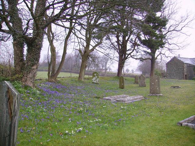 Churchyard Pennington