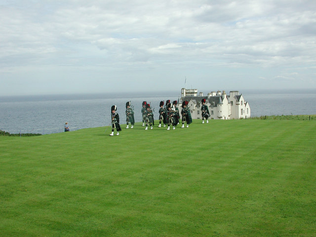 Open Day at Dunbeath Castle