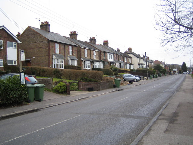 Wooburn Green: A4094 Boundary Road