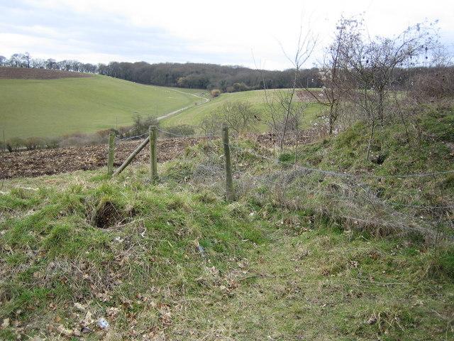 Wooburn Green: Ronald Wood valley