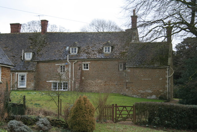 Large old house in Ridlington