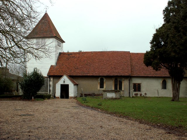 All Saints church, Little Totham, Essex