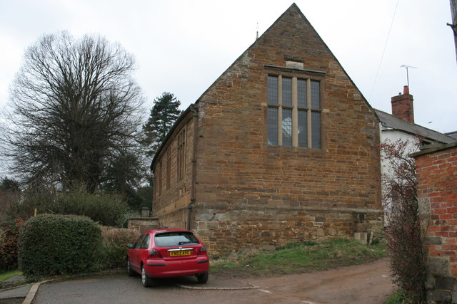 The old school at Uppingham