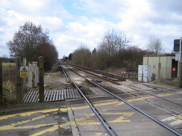 Wokingham: Waterloo Crossing