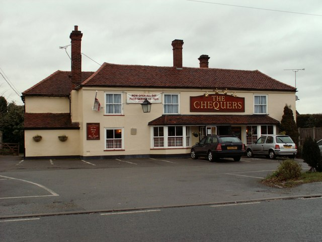 'The Chequers', Wickham Bishops, Essex