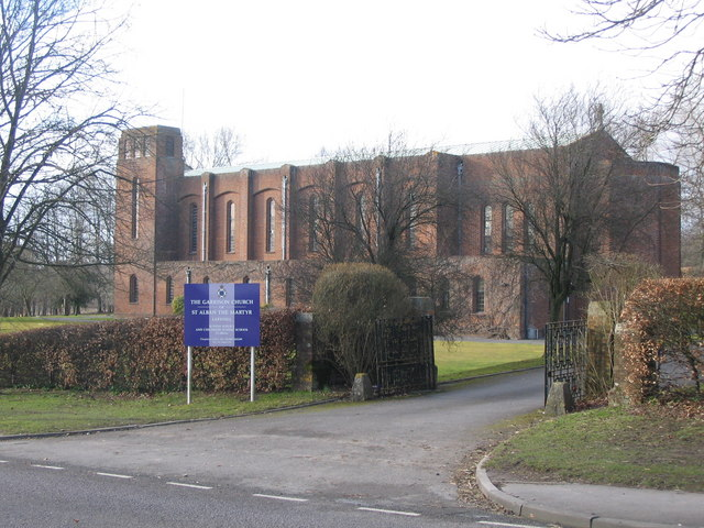 The Garrison Church, Larkhill
