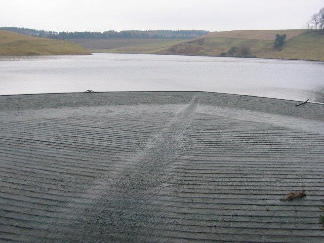 Rosebery Reservoir.
