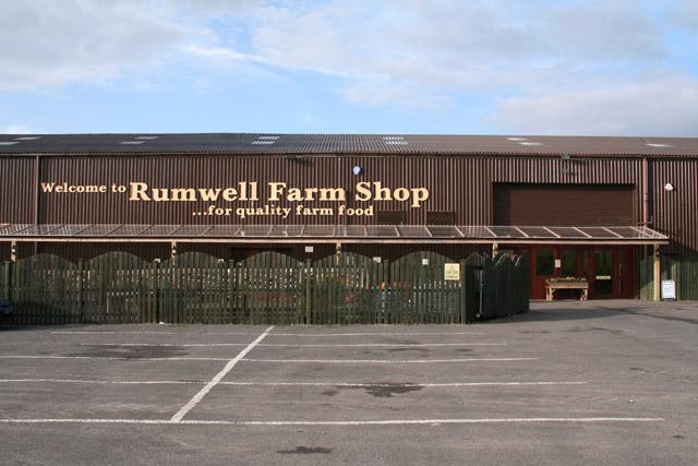Bradford-on-Tone: Rumwell Farm Shop