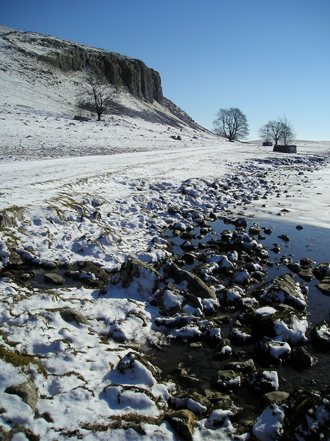 Great Close Scar, Malham Tarn
