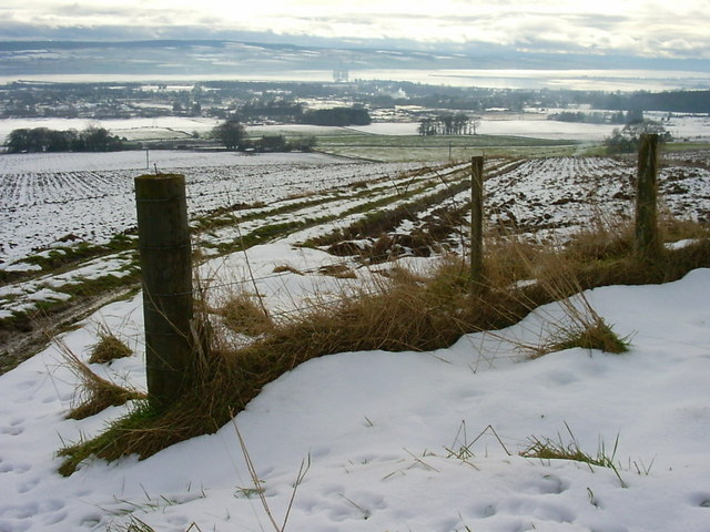 Farmland on Cnoc Navie