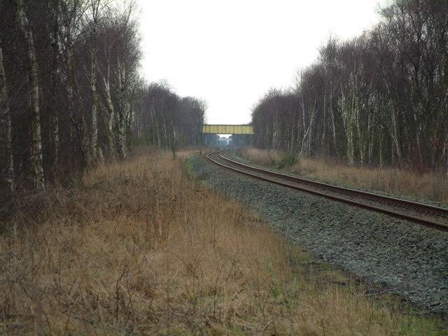 The Wigan to Kirkby Line