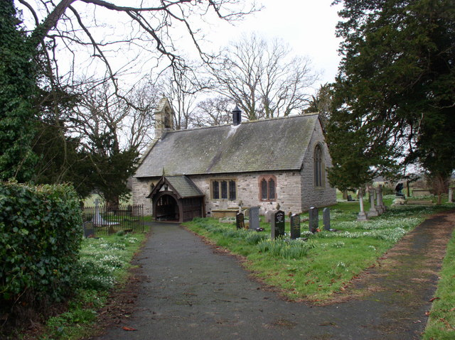 Church of St Hychan