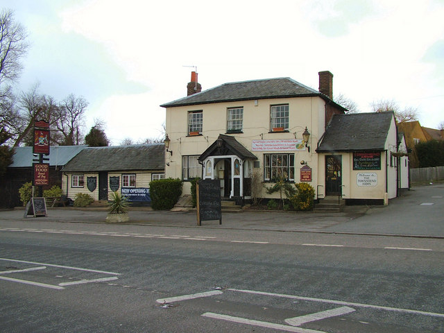 The Townshend Arms, Hertford Heath