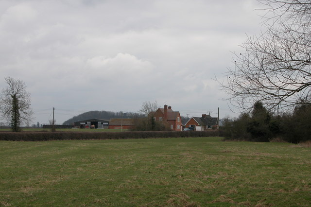 Goosehill Farm, Goosehill Green
