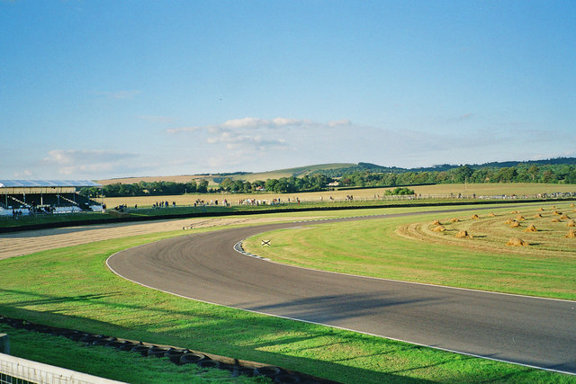 Lavant Corner, Goodwood Motor Racing Circuit