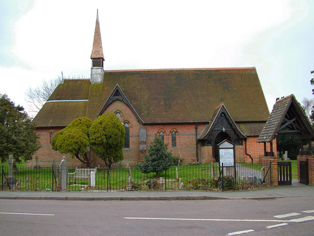 Holy Trinity Church, Hertford Heath