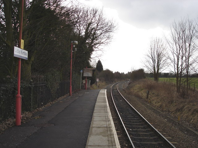 Little Kimble Station