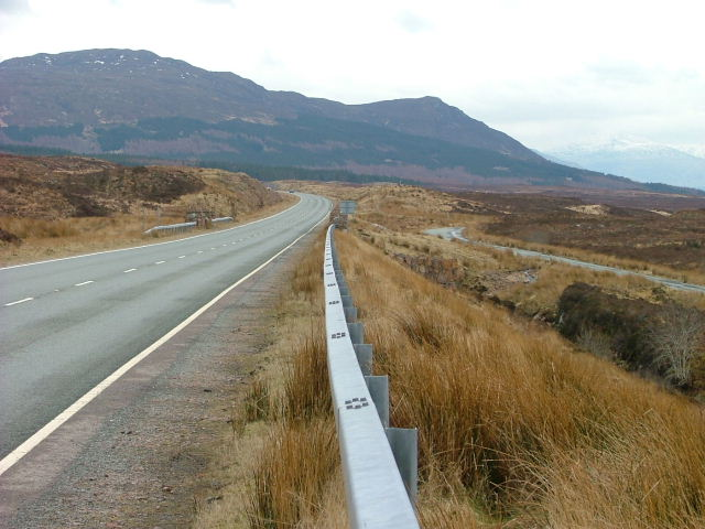 Road to the Aird of Sleat