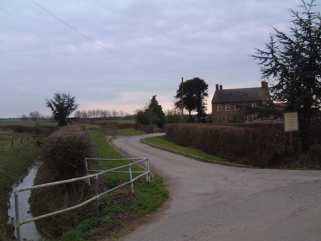 Old Hurst Farm & Twyditch Lane