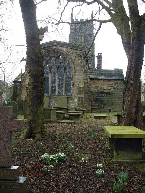 St. John the Baptist, Penistone