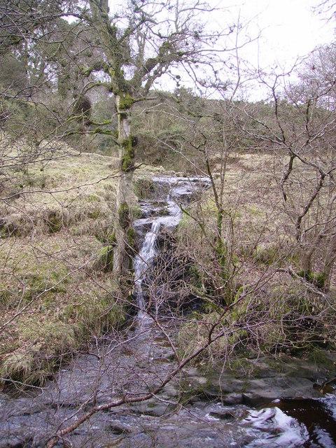 Waterfall Crossdale Beck