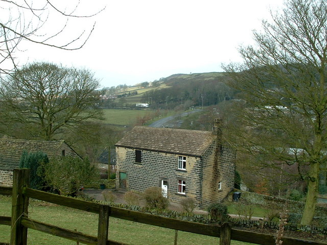 Upper Don Valley near Thurlstone