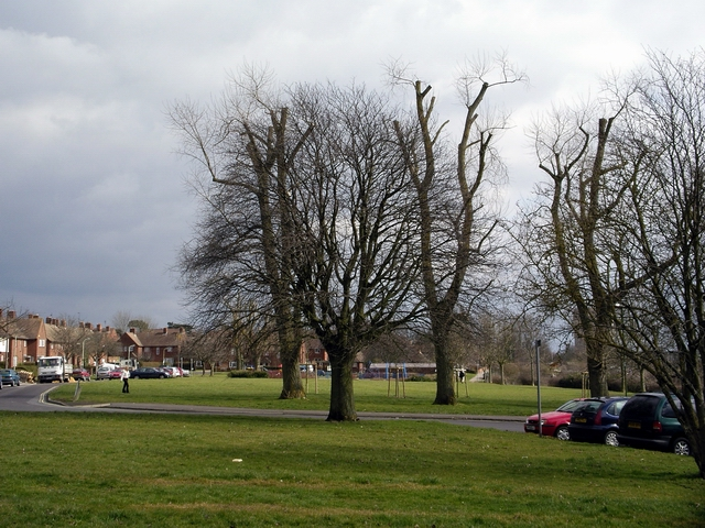 Recreation ground by Soper Grove, Basingstoke