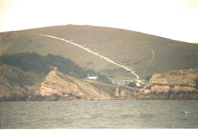 Stair Hole and Hambury Tout