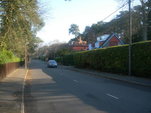 Lower Golf Links Road, Broadstone