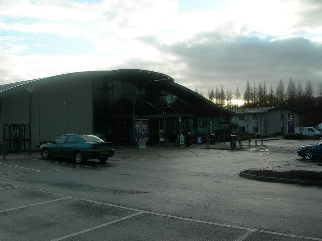 Winchester Service Area