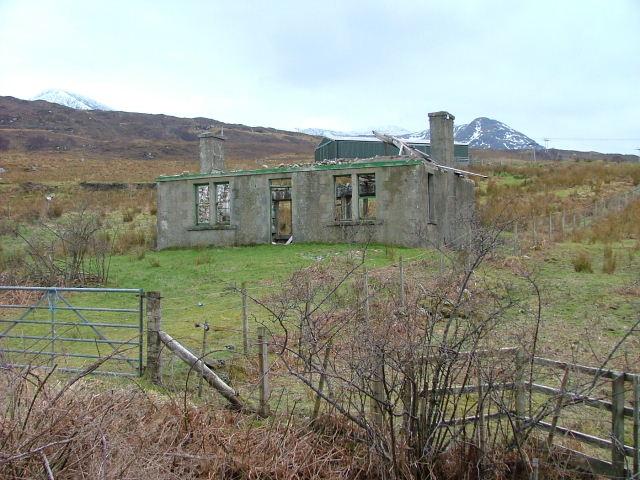 Abandoned Crofthouse