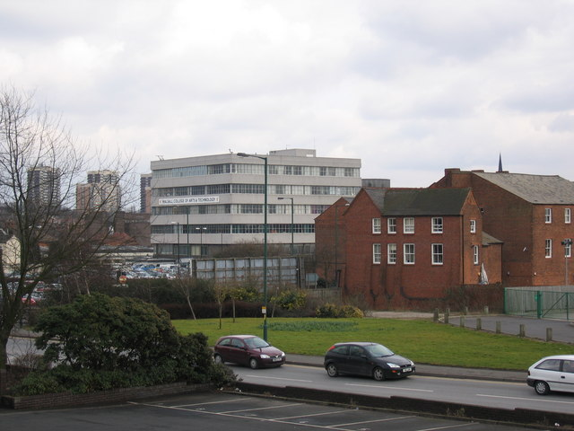 Walsall College of Art and Technology
